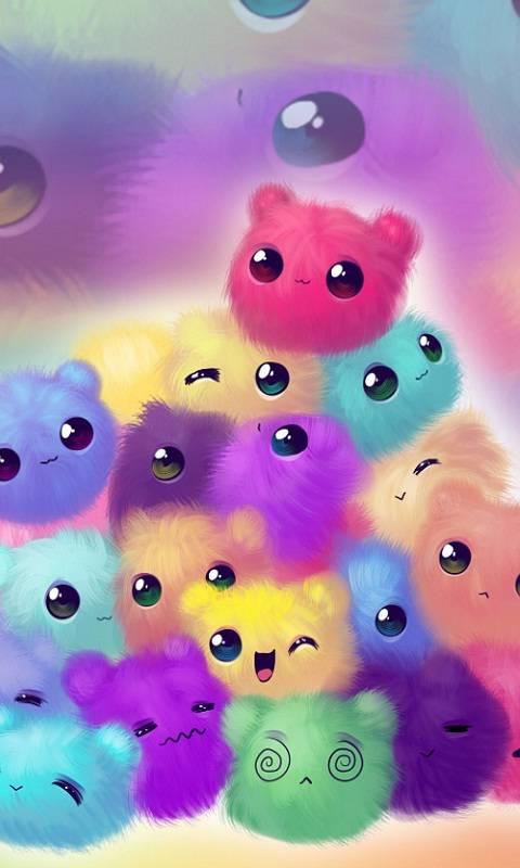 Fuzzballs Cutee Wallpaper By Lusciouskim 0b Free On Zedge