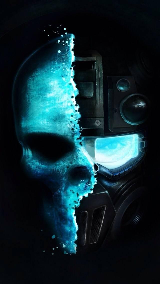 Ghost recon skull