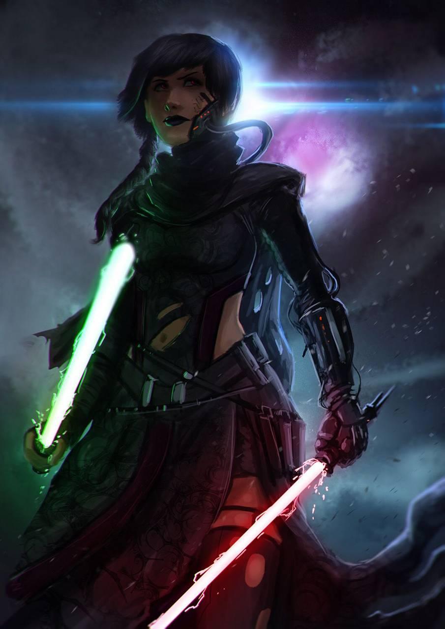 Dark Jedi Wallpaper By Darthbaren 2f Free On Zedge