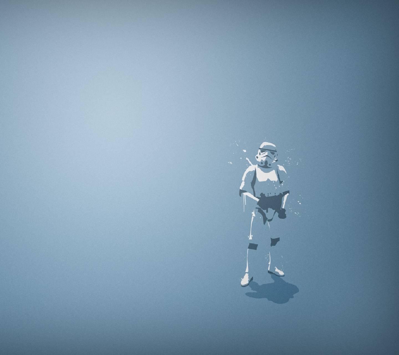 Stormtrooper Splat