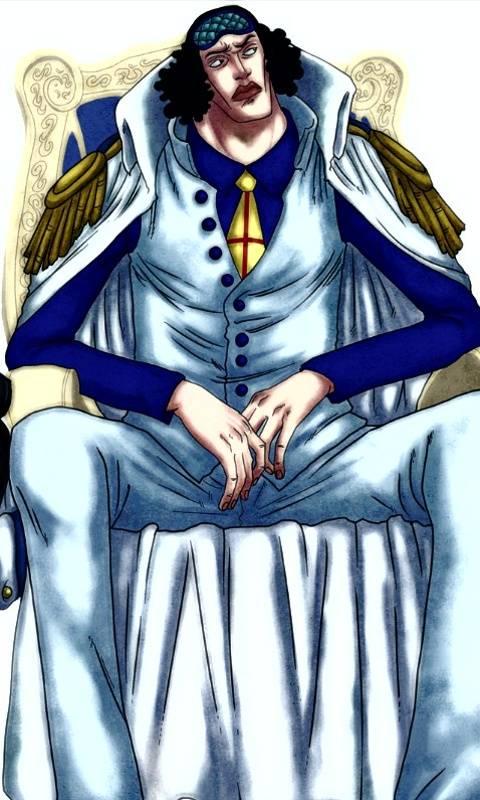 Admiral Aokiji
