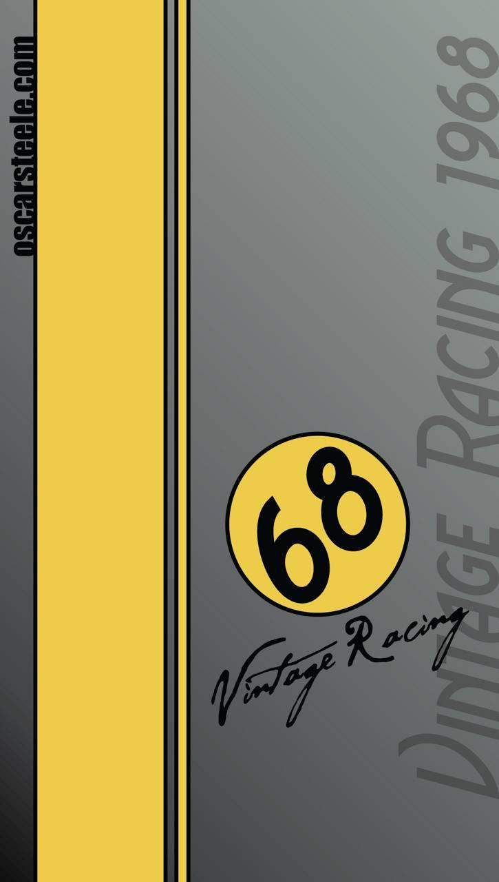 Vintage Racing Gray