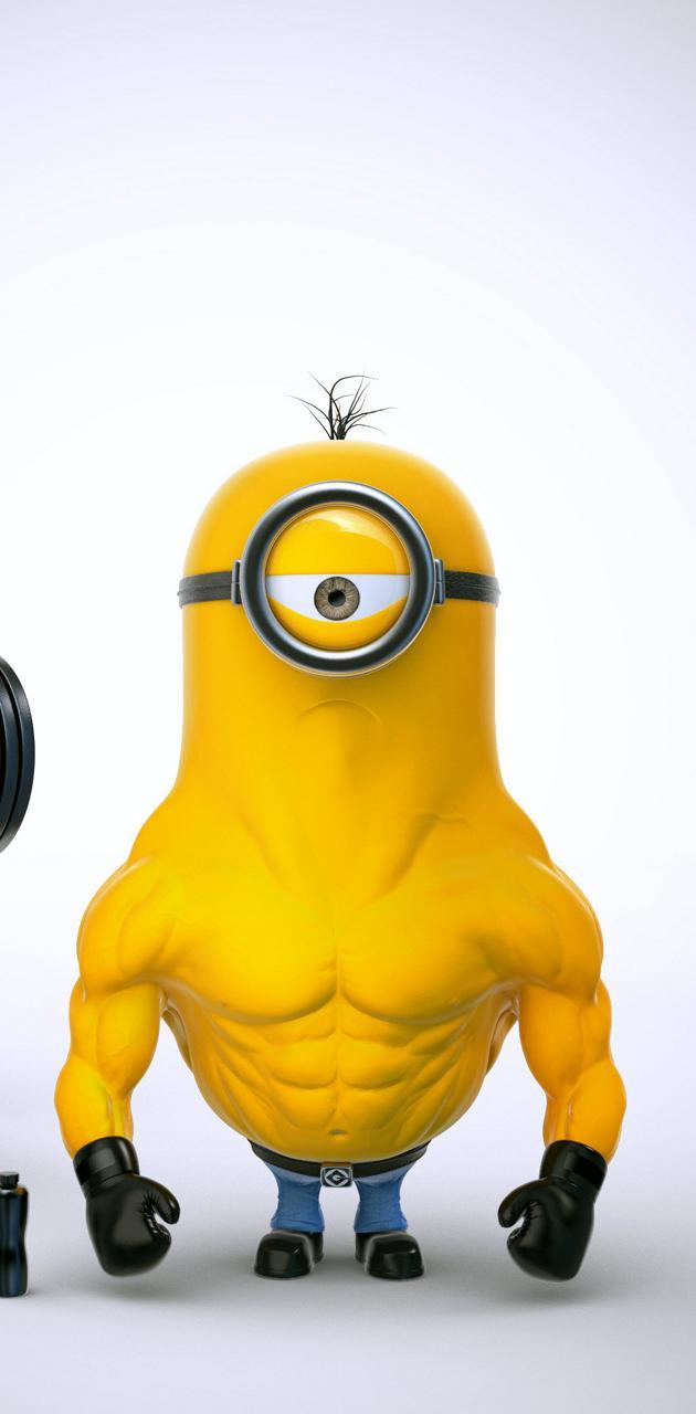 Gym Minion