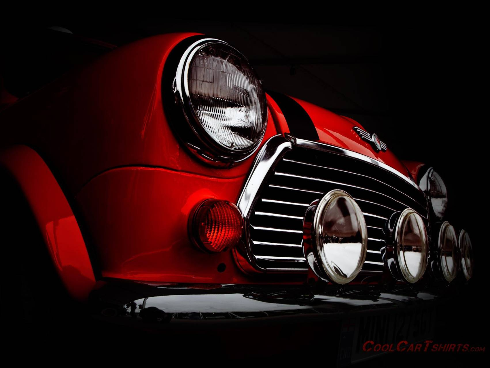 Mini Cooper Lights