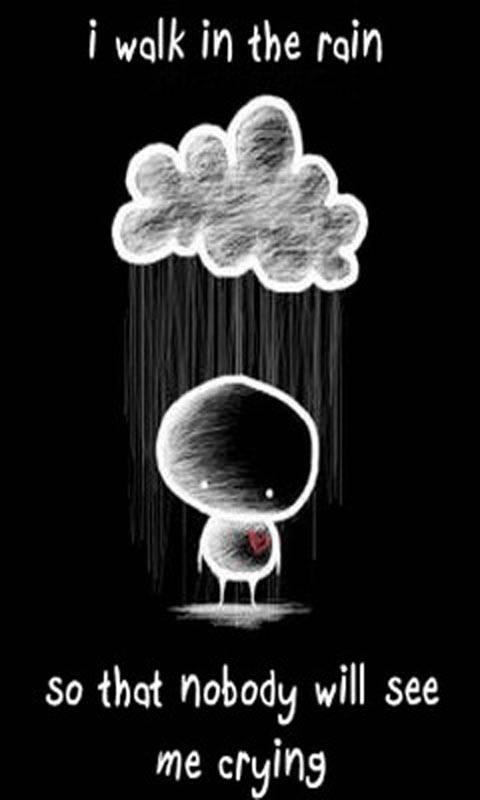 I Walk in Rain