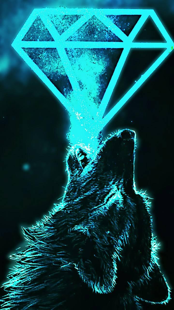 Wolf diamond