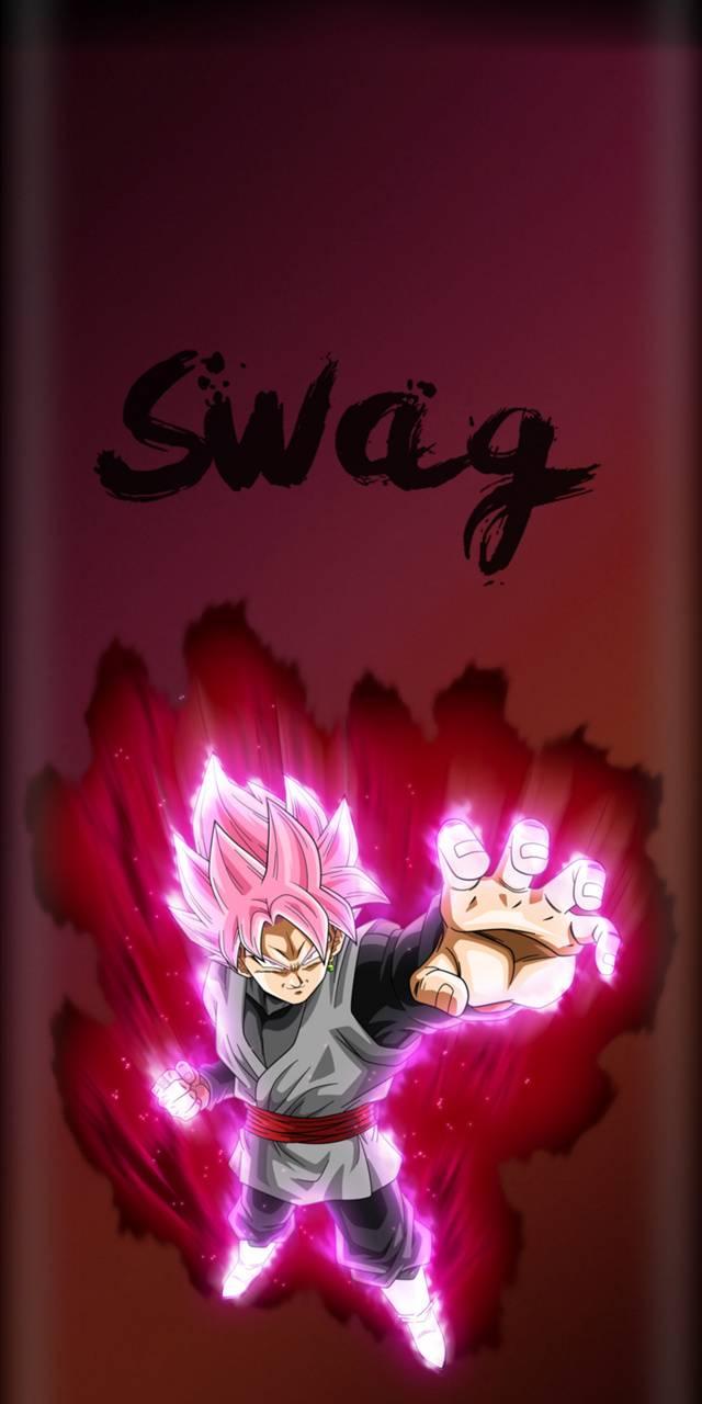 Swag Goku Rose