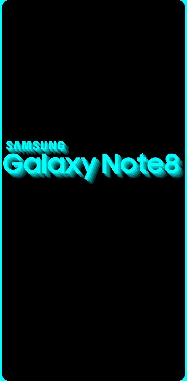 Galaxy Note8 Aqua