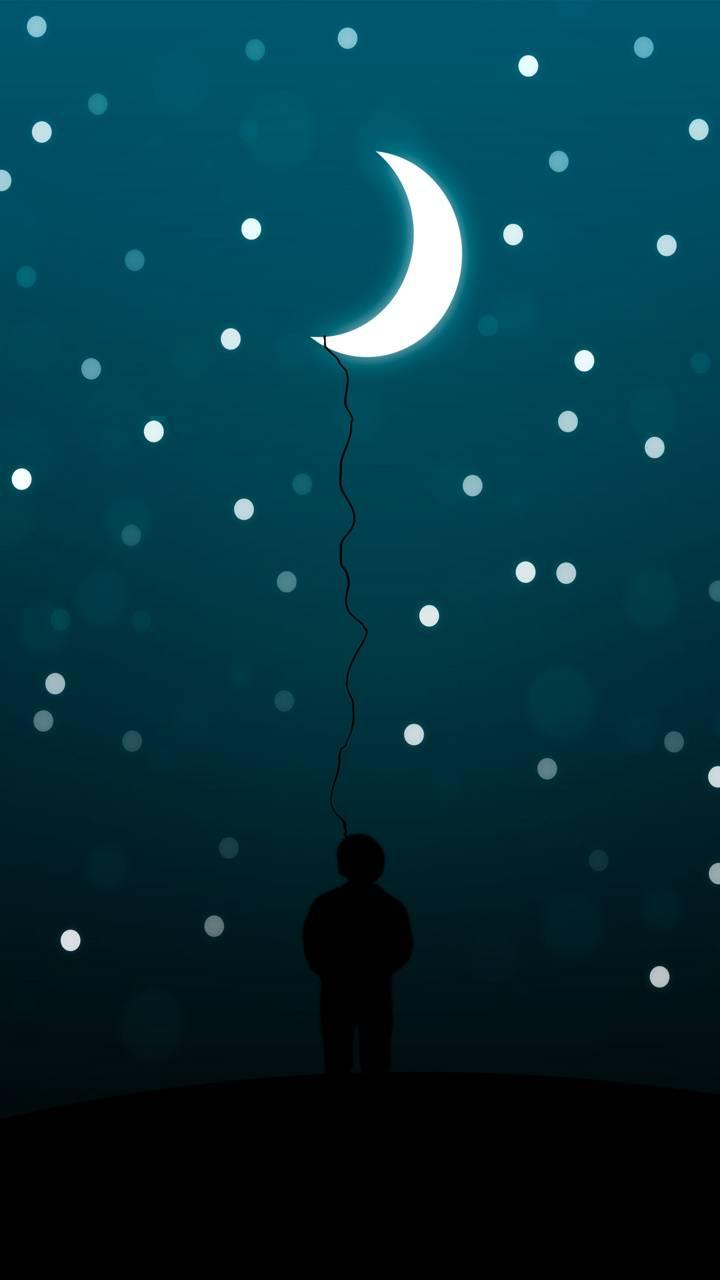 catching moon