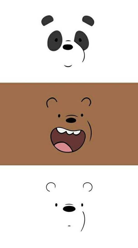 We Bare Bears Wallpapers Free By Zedge