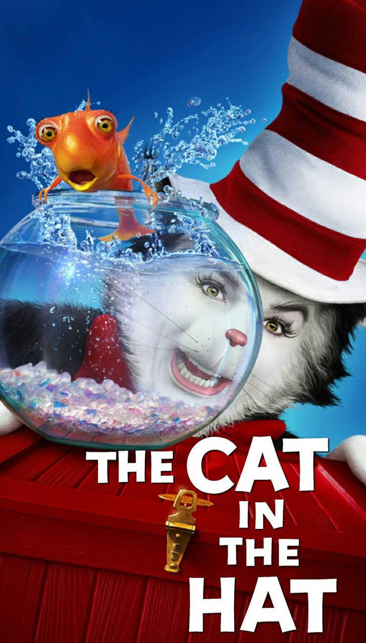 Cat In The Hat Wallpaper By 100an 5c Free On Zedge
