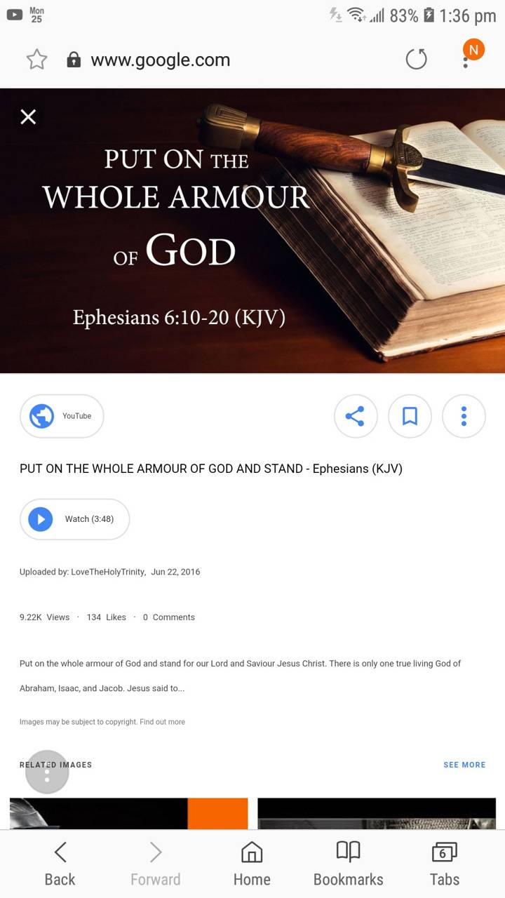 Full Armour Of God Wallpaper By Casanova6t9 E8 Free On Zedge