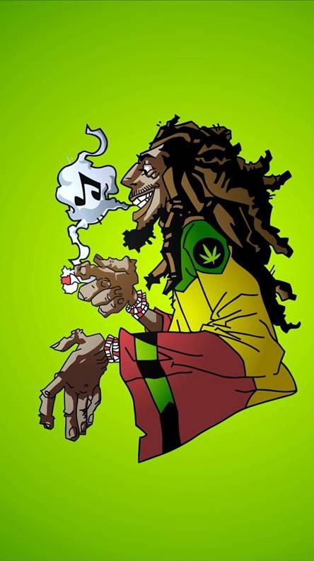 Happy Smoker