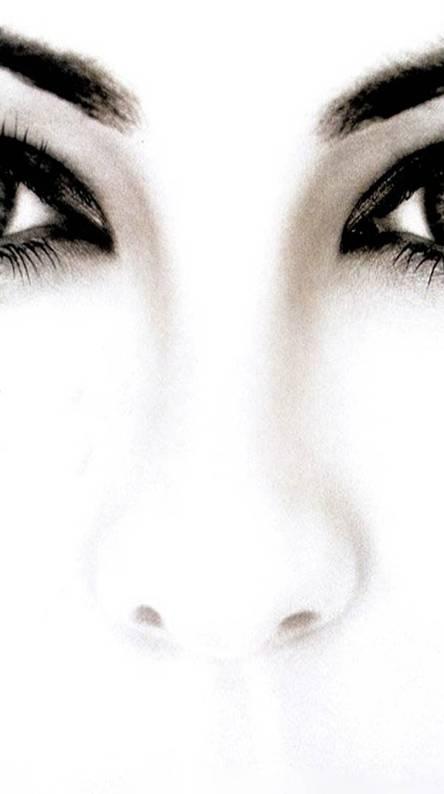 girls cute eyes