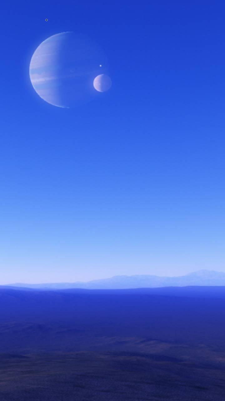 beautiful planets