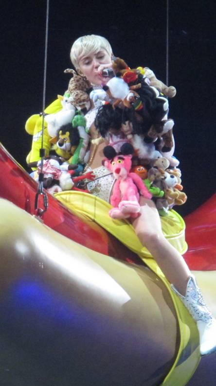 Miley Cyrus Tour