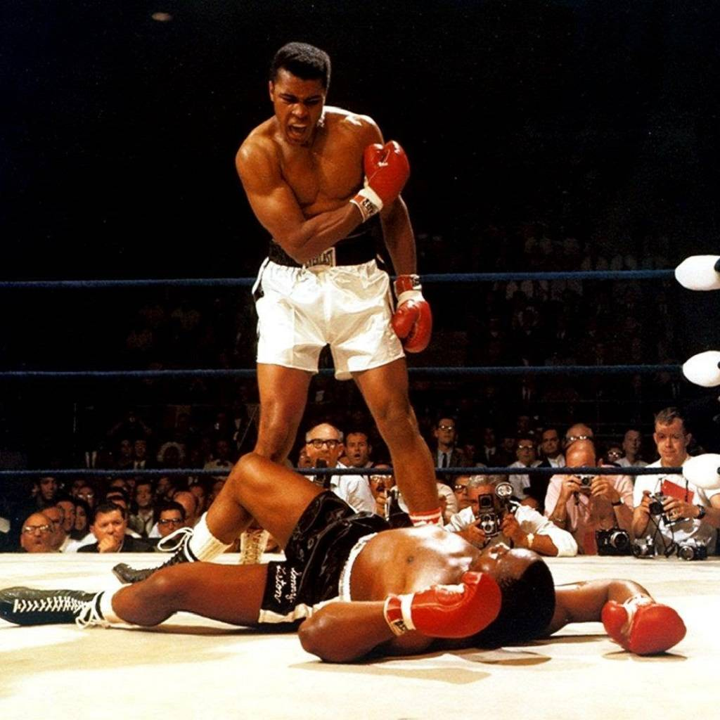 RIP The Greatest