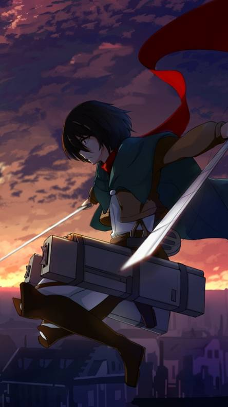 Mikasa Wallpapers Free By Zedge