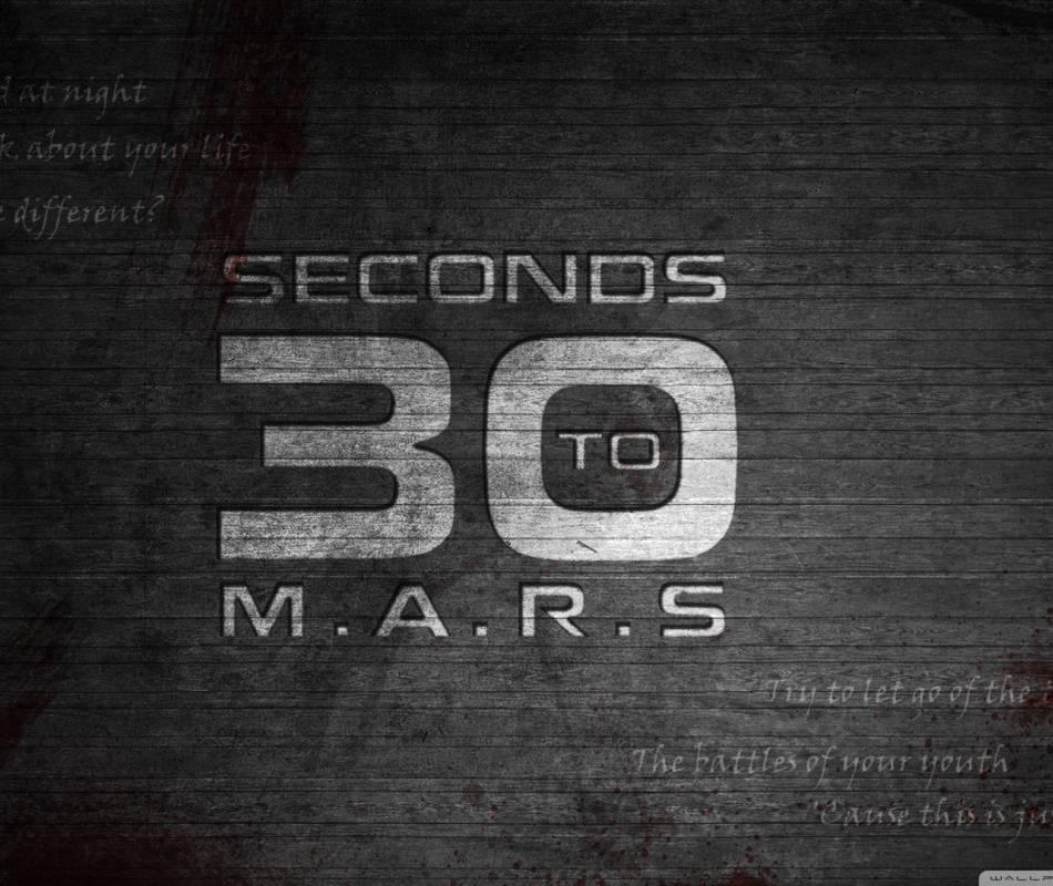 30secondstomars