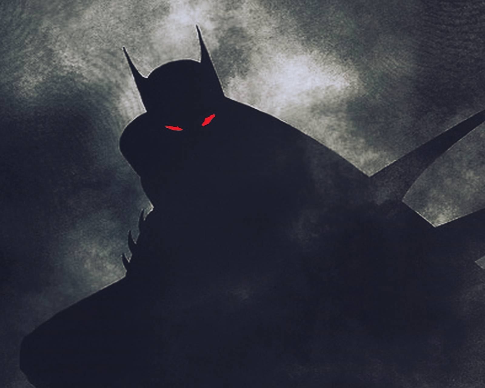 batmans shadow