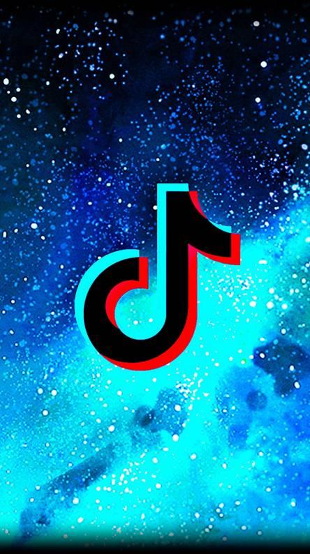 Tiktok Logo Cute Pink