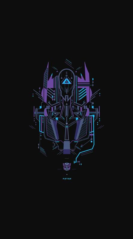 Optimus Prime Art