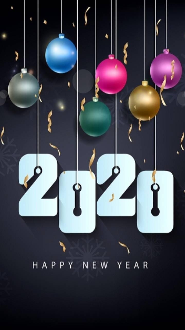 Happy new year wallpaper by georgekev