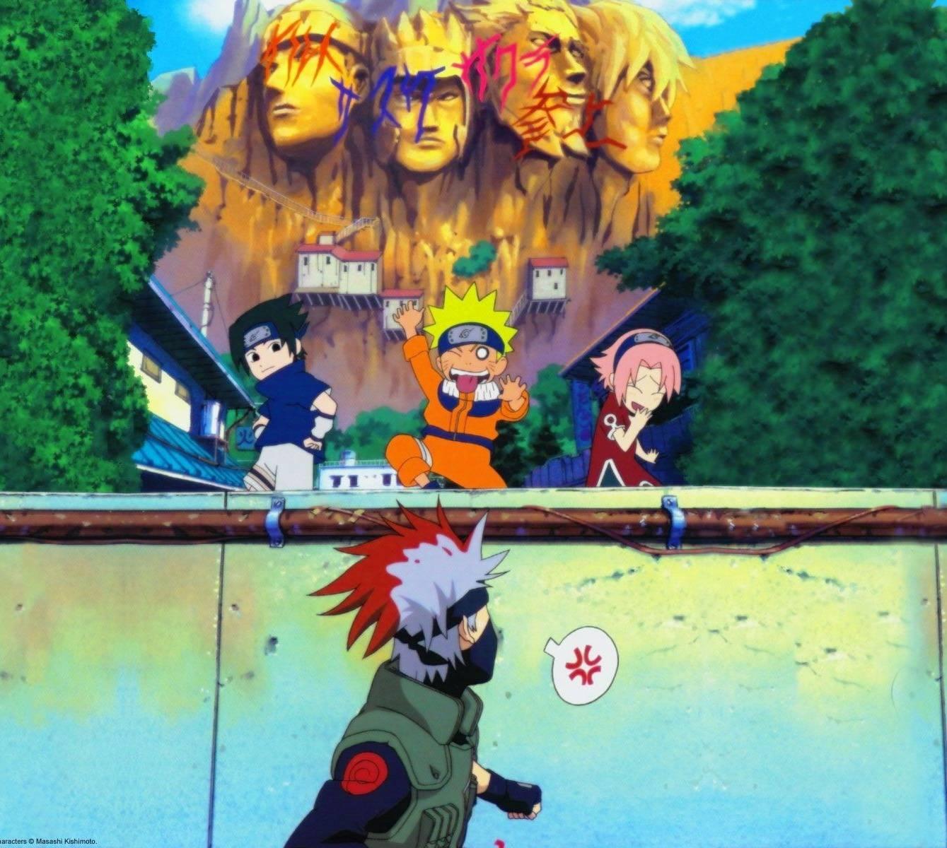 Naruto Joke