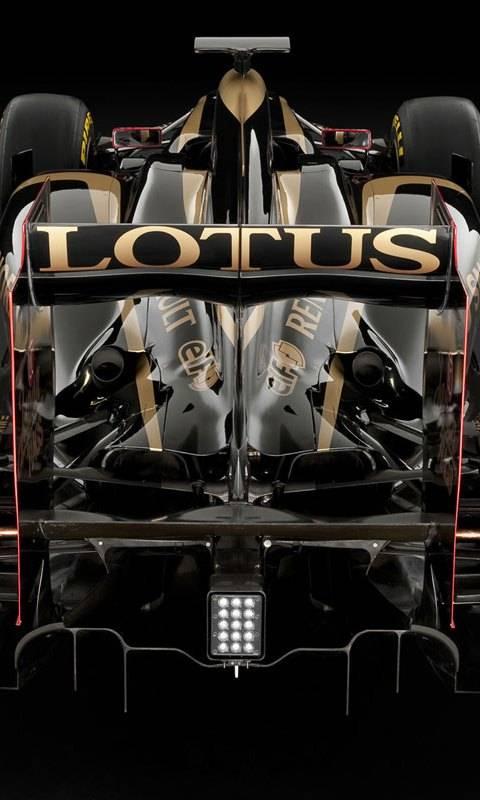 Lotus Renault F1 Car
