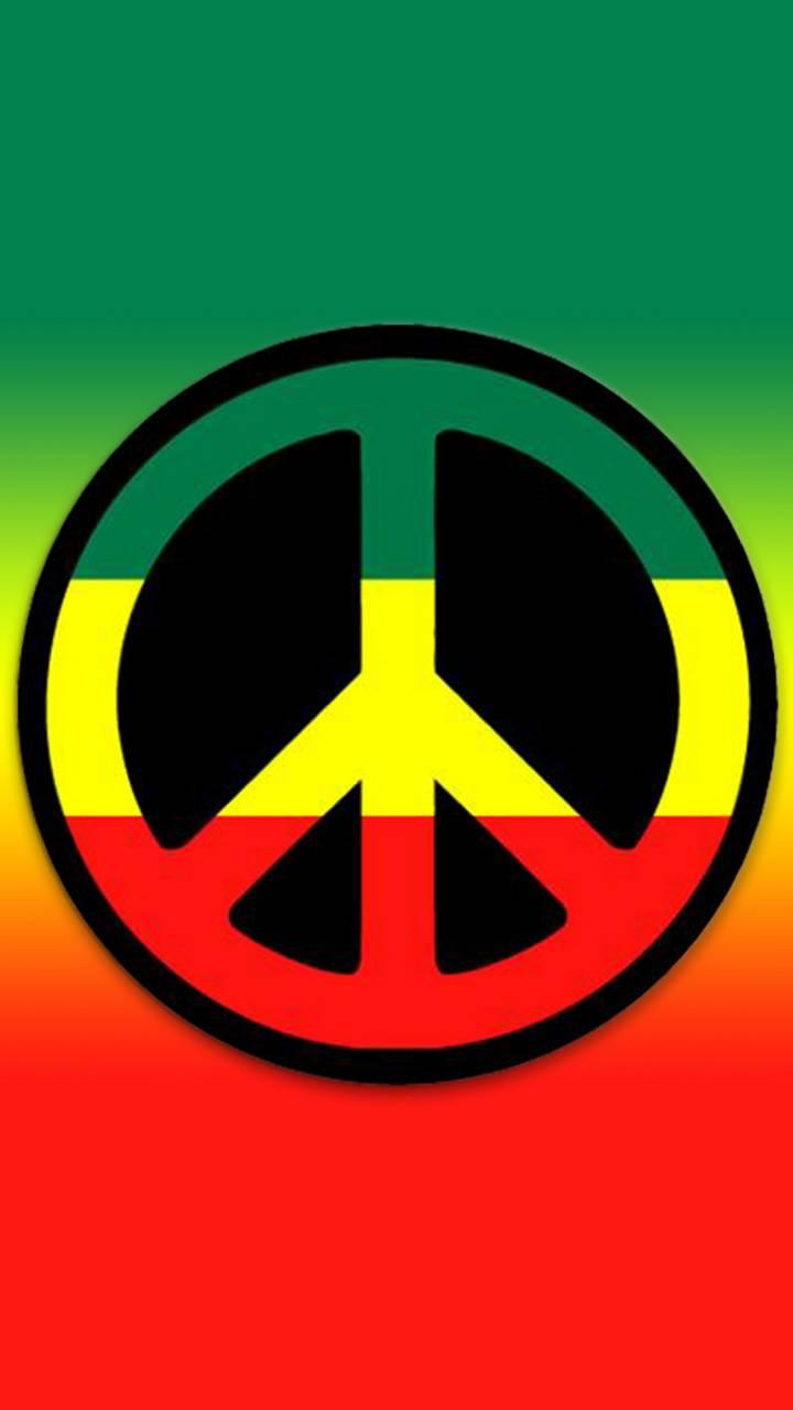 Peace bob marley