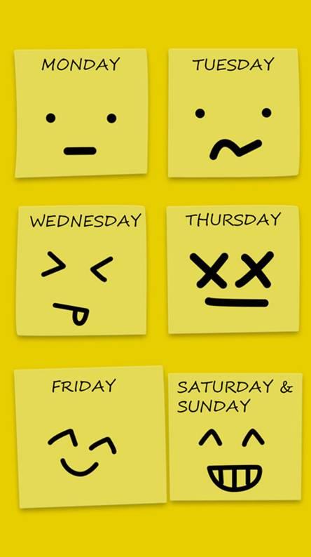 Usual Week