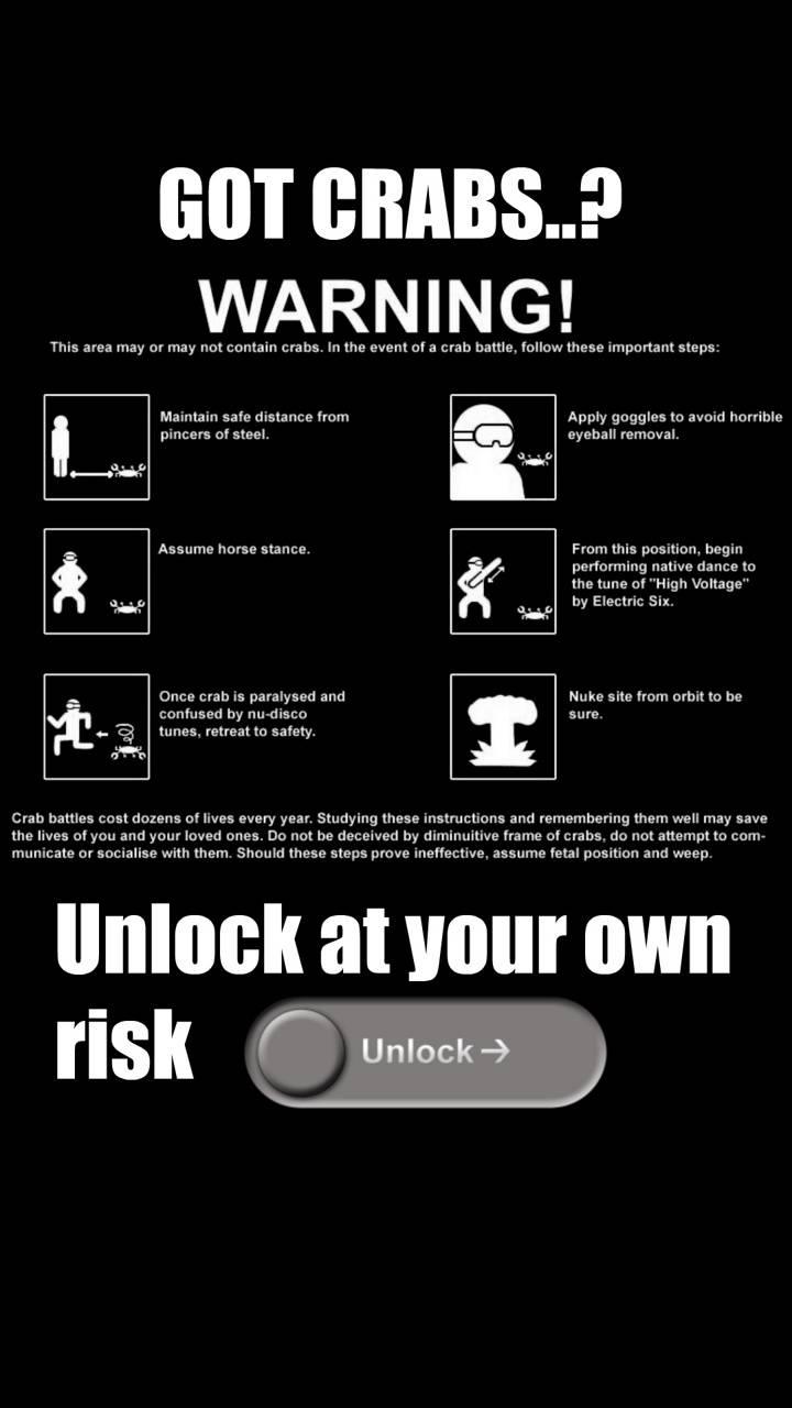 Unlock Screen Funny Wallpaper by SETH_214200 - c6 - Free on
