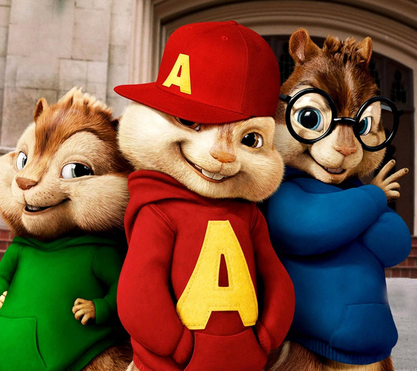 Alvin And Chipmunks Wallpaper By M Phenomenal D3 Free On Zedge