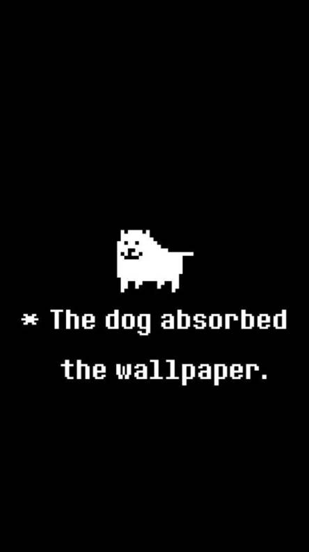 Undertale Dog