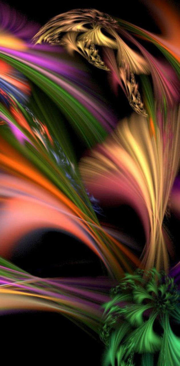 abstracto oscuro