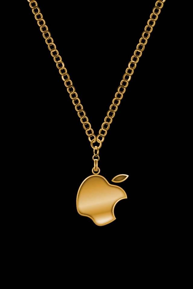 Apple Necklace