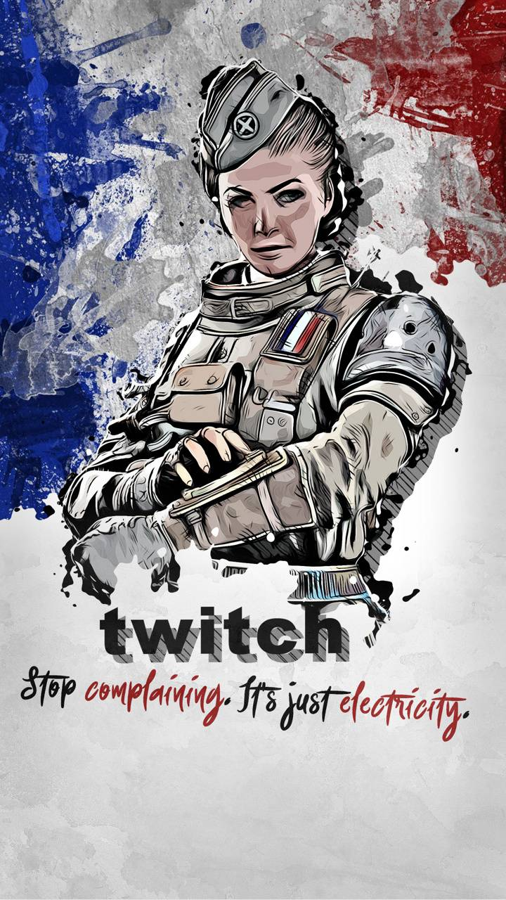 Twitch Elite Wallpaper By Trax1m 7d Free On Zedge