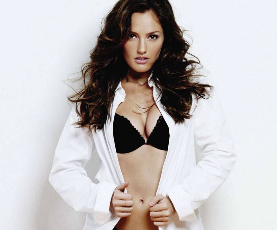 Minka Kelly Black