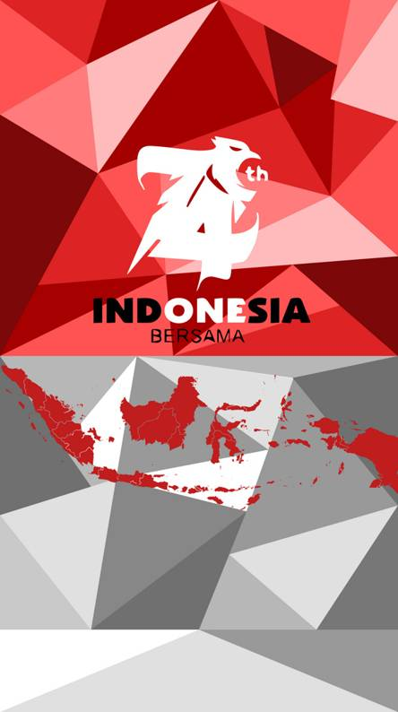 Hut RI 74 Indonesia