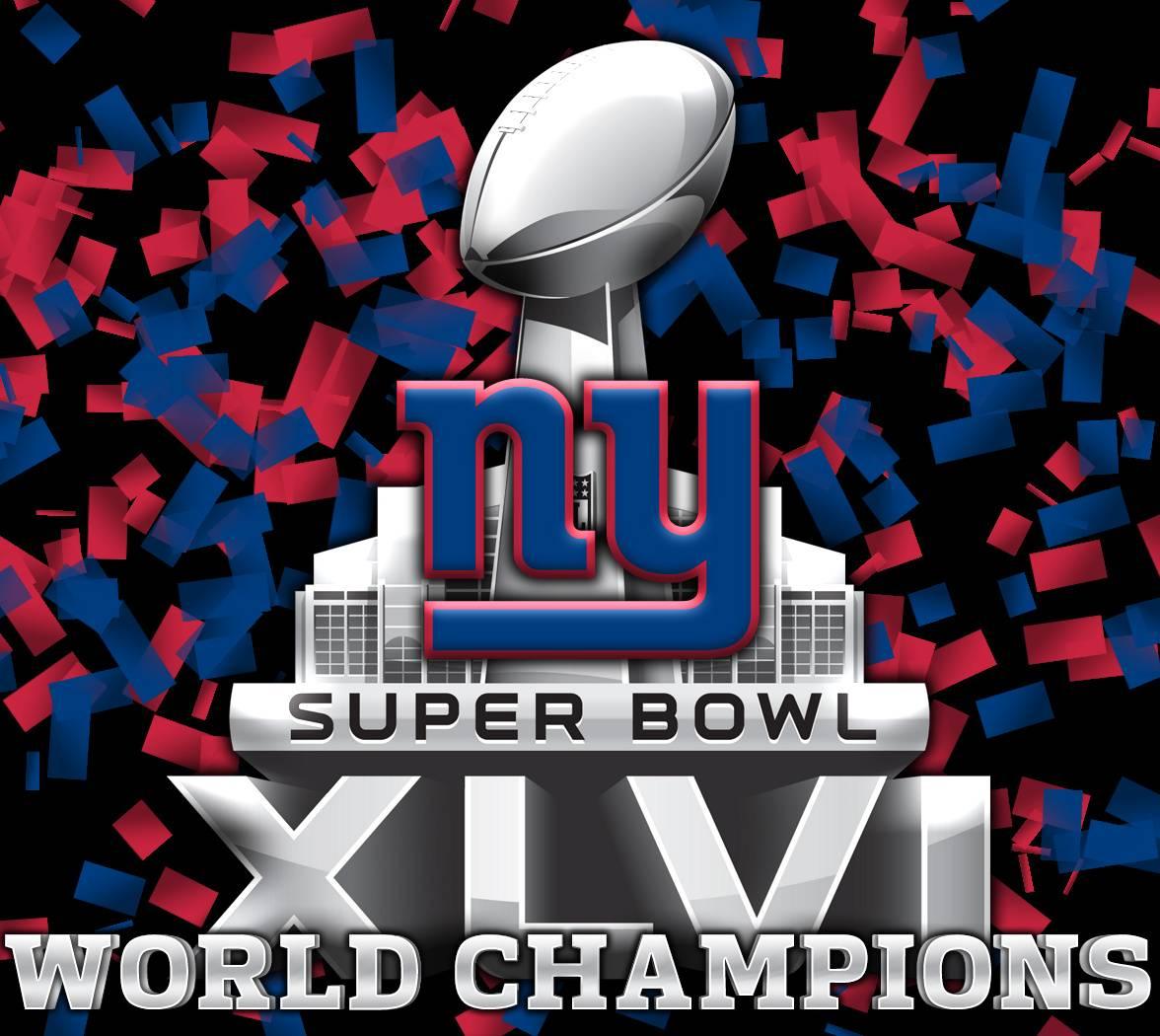 Ny Giants Sb Champs