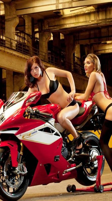 Sports Bike
