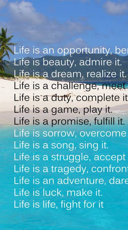 Best Life Quotes