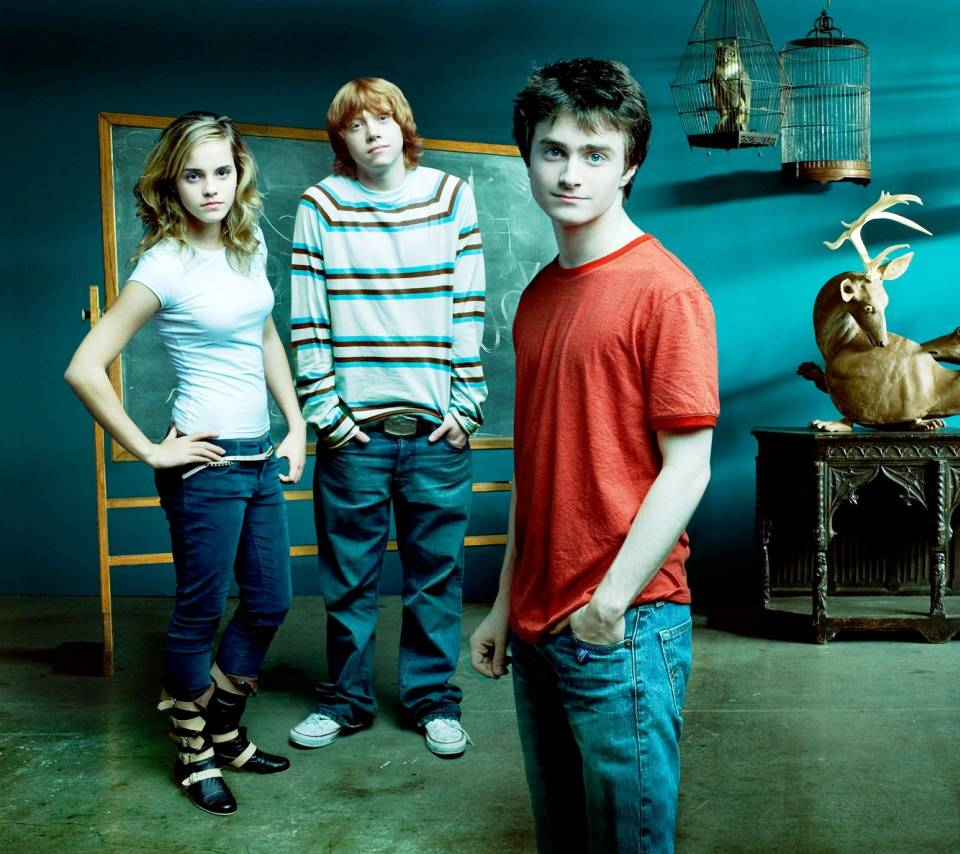 Harry Potter Crew