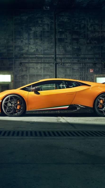 Tuned Lamborghini
