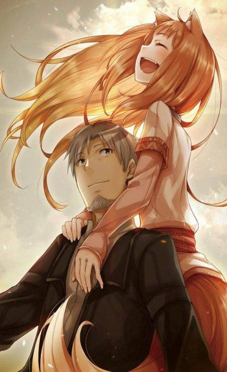 Spice And Wolf Wallpaper By Kishidroid237 B3 Free On Zedge