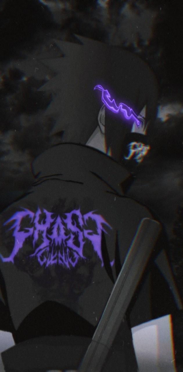 sasuke X ghostgxng
