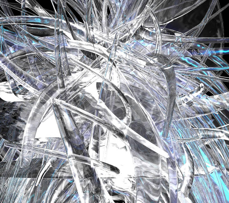 Iced spikes
