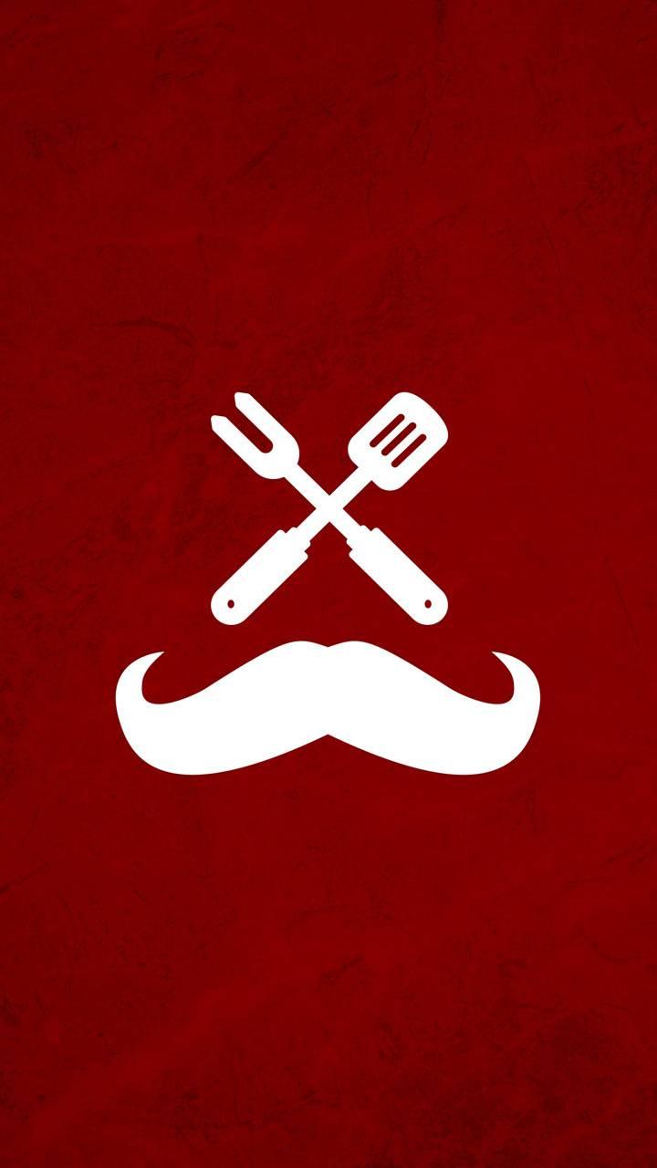 Moustache Dad