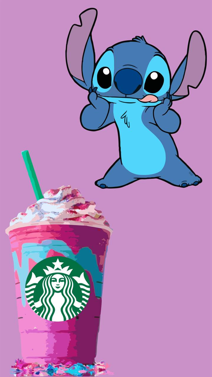 Stitch Starbucks