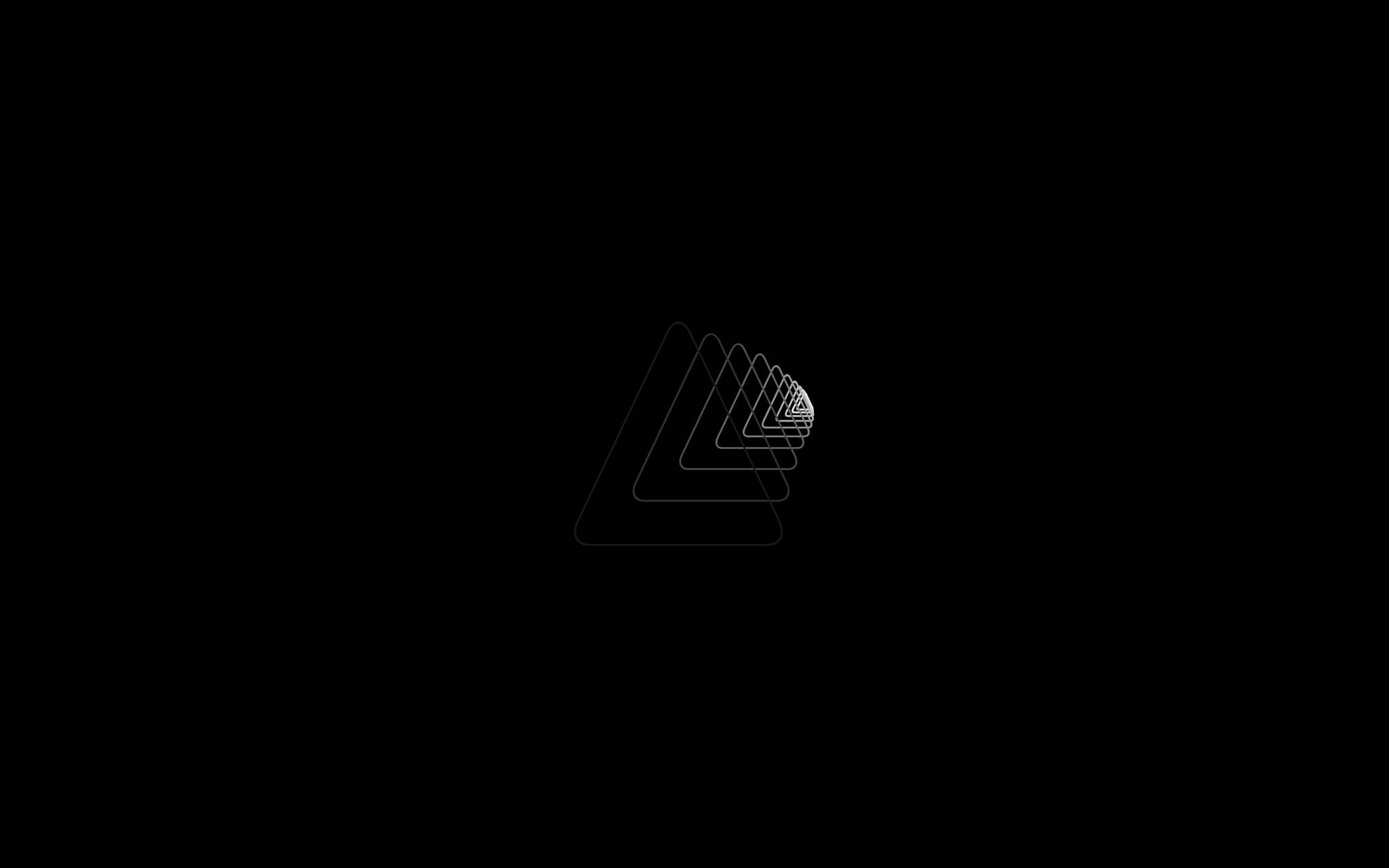 triangle in DARK
